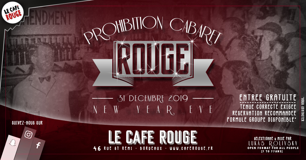 Le Café Rouge Bordeaux
